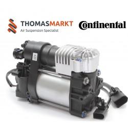 Continental Volkswagen Touareg regenerowany kompresor pompa zawieszenia pneumatycznego (95835890100) (95835890101)