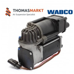 Wabco BMW X5/ X6 regenerowany kompresor pompa zawieszenia pneumatycznego (4154030472) (37206875177) (37206850555)