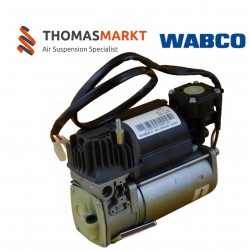Wabco BMW X5 E53 regenerowany kompresor pompa zawieszenia pneumatycznego (4154033040) (37226787617) (37226779712)