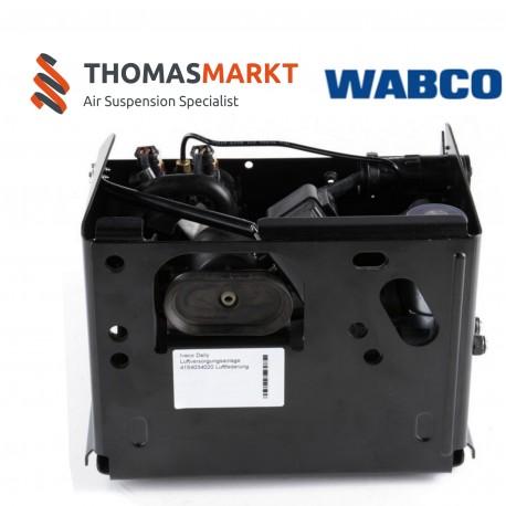 WABCO Iveco Daily nowy kompresor pompa zawieszenia pneumatycznego (500340807) (4154034020)