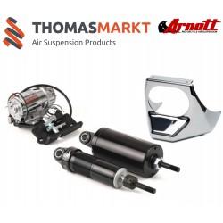 Arnott Harley-Davidson/ Softail zestaw zawieszenia pneumatycznego (MC-2909)
