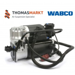 WABCO Audi A8/S8 D3 (4E) Diesel regenerowany kompresor pompa zawieszenia pneumatycznego (4154033090) (4E0616007A) (4E0616005E)
