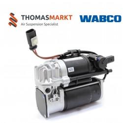 WABCO Mercedes E klasa W212 regenerowany kompresor pompa zawieszenia pneumatycznego (4154033230) (2123200404) (2123200104)