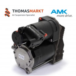 AMK Mercedes S klasa W221 regenerowany kompresor pompa zawieszenia pneumatycznego (A2213201704) (A2213200704) (A1899)